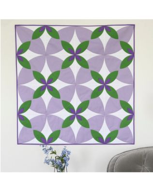 Studio Petal Power Wall Hanging Pattern