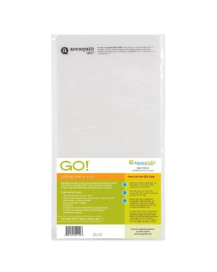 "GO! Cutting Mat 14"" x 16"" 2 Pack"