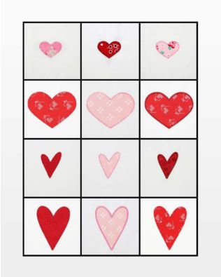 GO! Queen of Hearts Embroidery Designs