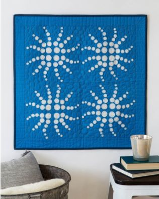 GO! Swirling Bubbles Wall Hanging Pattern