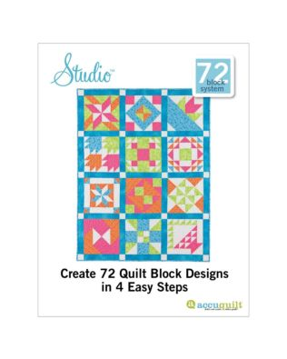Studio Mix & Match Block Quilt Patterns