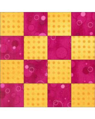 "GO! Qube Sixteen Patch 6"" Block Pattern (PQ10650Q)"