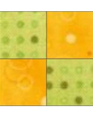 "GO! 4-Patch 6"" Block Pattern (PQ10617)"