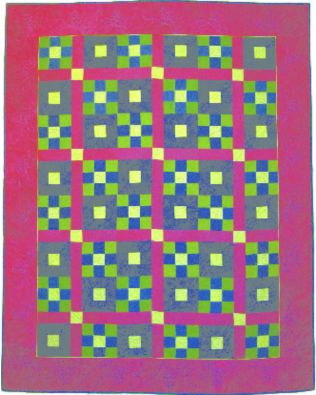 GO! Irish Jig Quilt Pattern