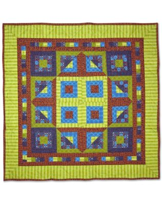 GO! Magic Squares Quilt Pattern