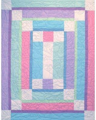 GO! Baby Love Quilt Pattern