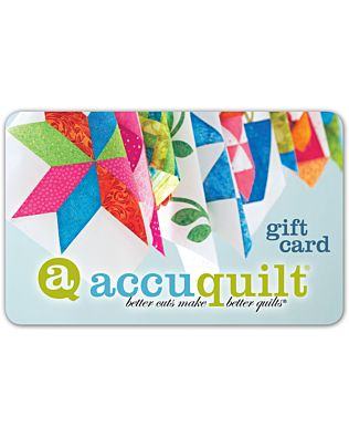 AccuQuilt eGift Card