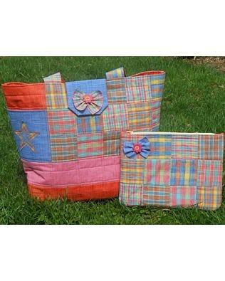 GO! Madras Summer Bags (PQDMS-121)