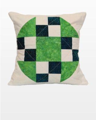 "GO! Qube 8"" Prairie Queen Pillow Pattern"