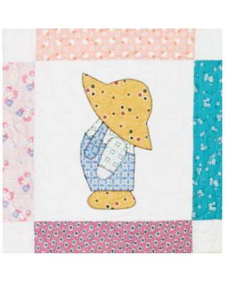 GO! Overall Sam Quilt Block Pattern
