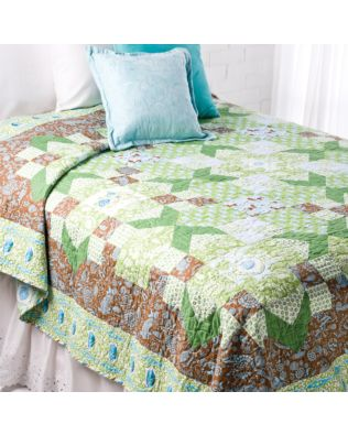 GO! Crossings Quilt Pattern (PQ55971-11)
