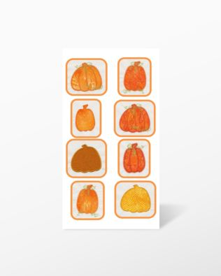 GO! Pumpkins by V-Stitch Designs
