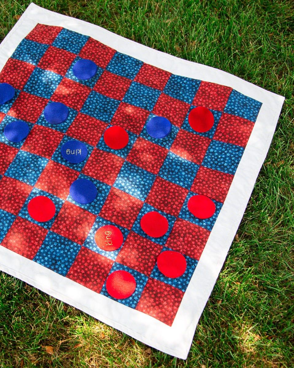 AccuQuilt GO! Checkerboard Pattern