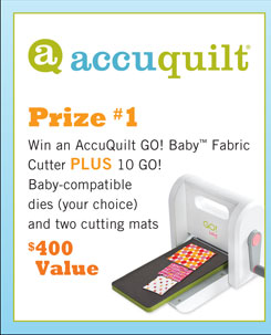 AccuQuilt - Prize #1