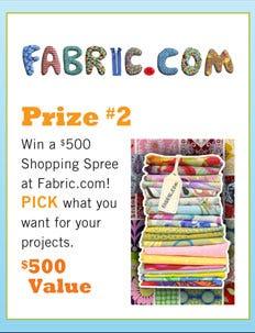 Fabric.com - Prize #2