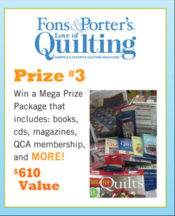Fons & Porter - Prize #3