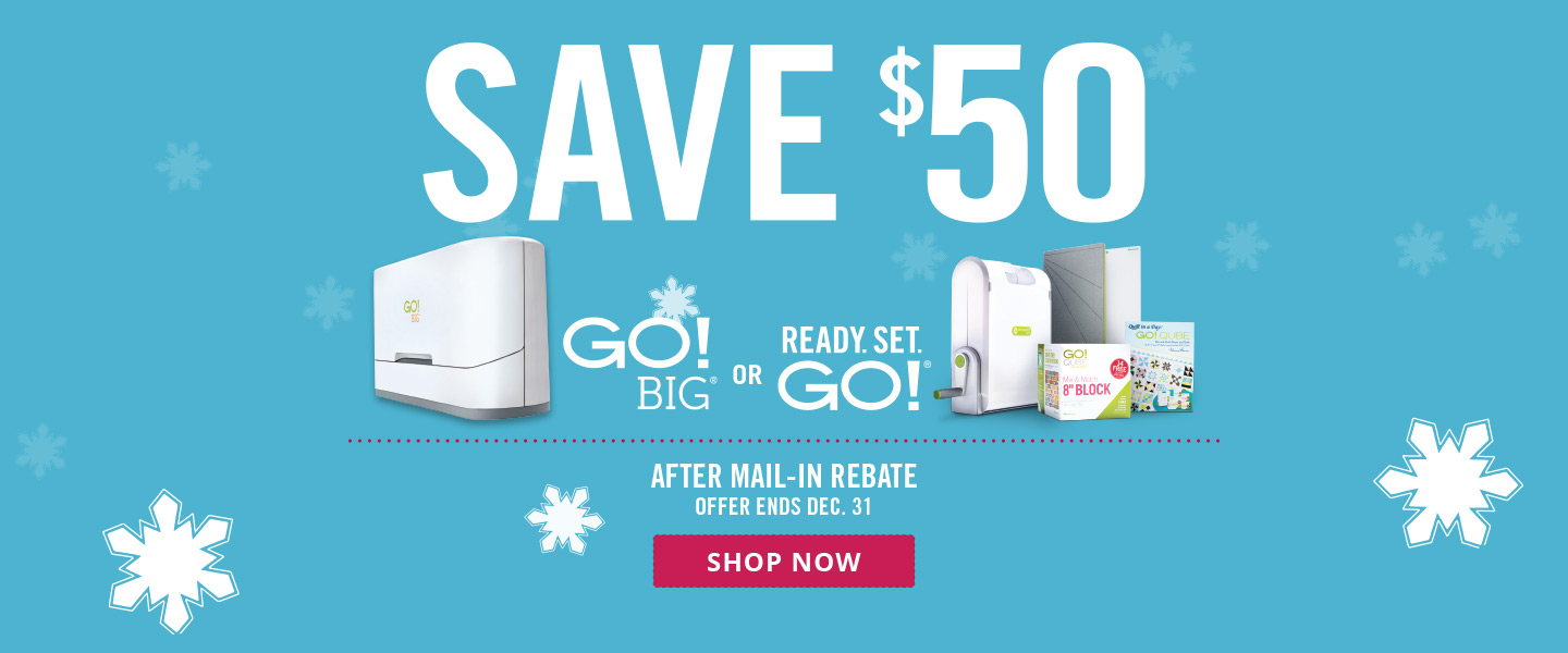 Save $50 via Rebate