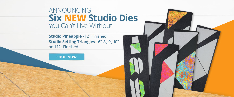 New Studio Dies Available NOW