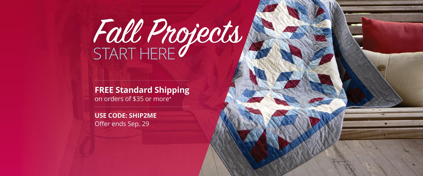 Free shipping on orders of $35+ for a limited time!