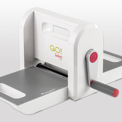 GO! Baby Fabric Cutter Starter Set 55600