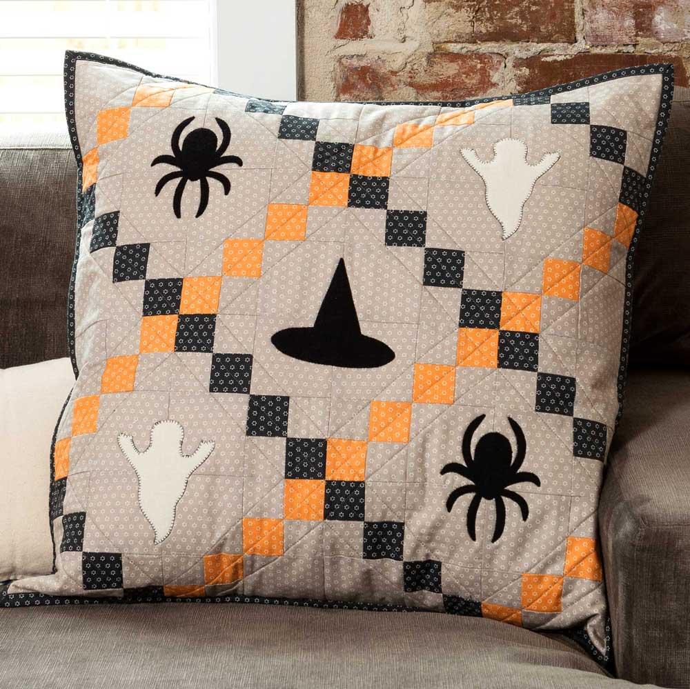 GO! Fright Night Pillow Pattern