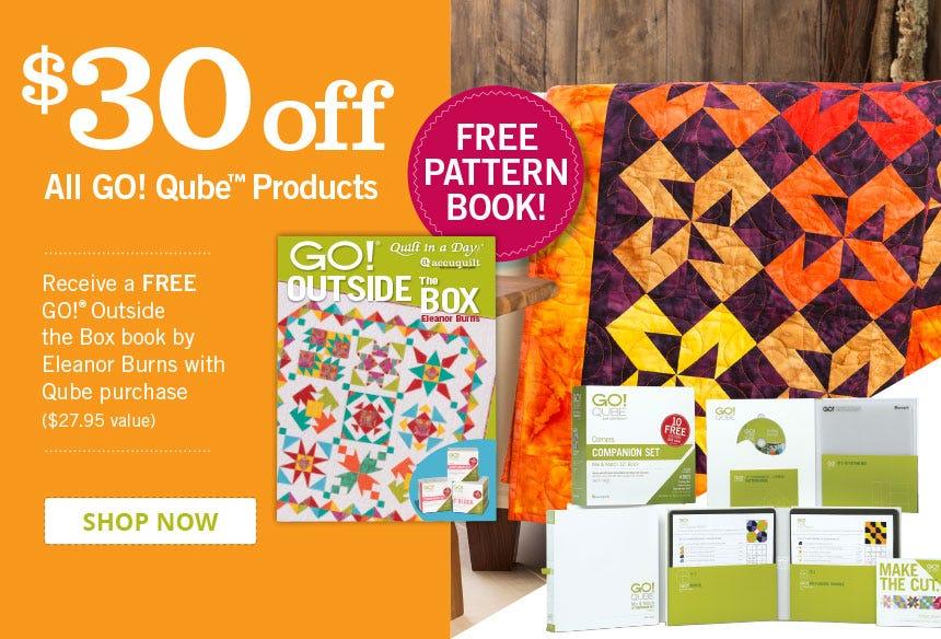 $30 Off Qubes Plus Free Book